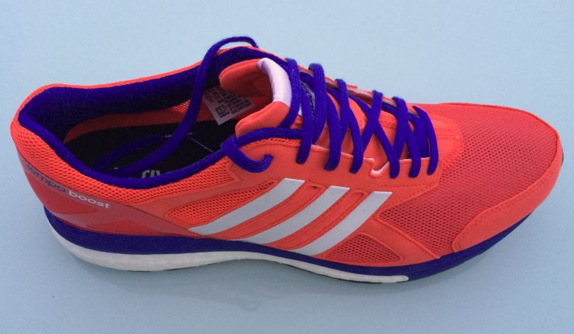 Adidas Boost Tempo Test