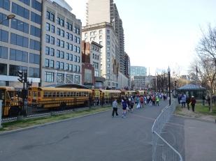 Les fameux bus...