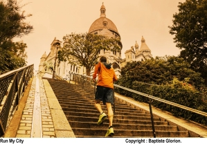 Run My City - Paris -